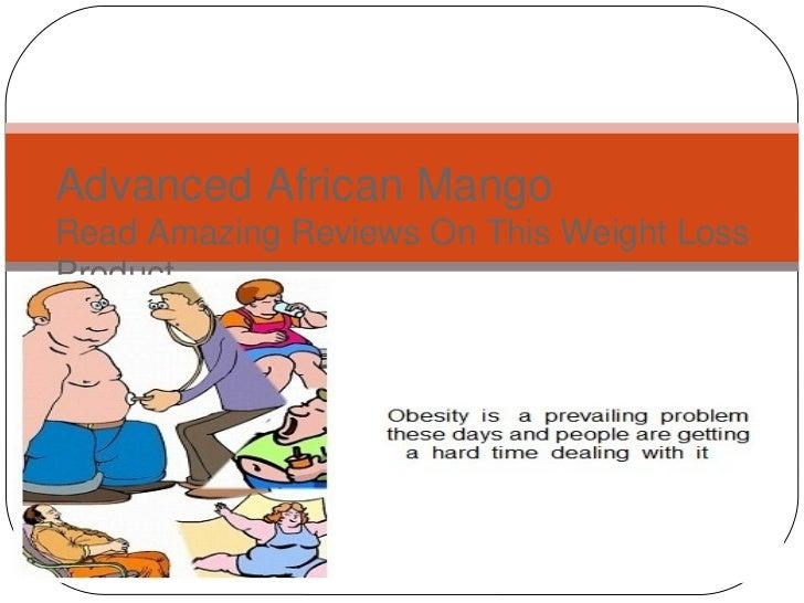 Advanced African Mango