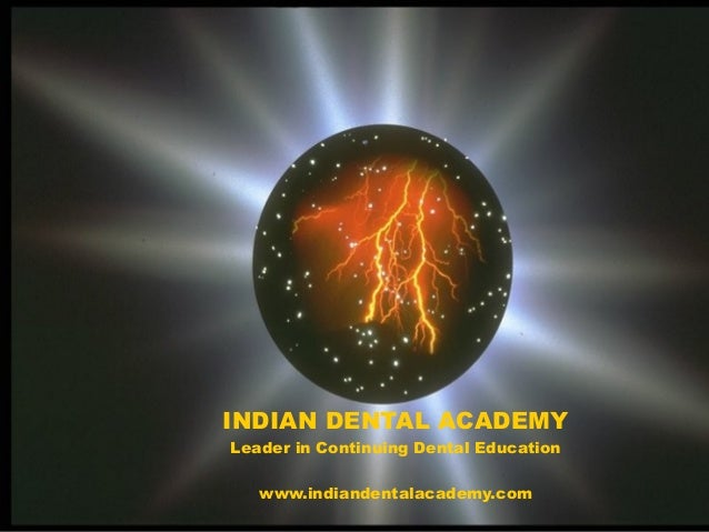Advanced diagnostic aids in periodontics  /certified fixed orthodontic courses by Indian dental academy