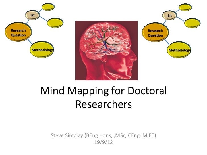 Advanced mindmapping for research slideshare