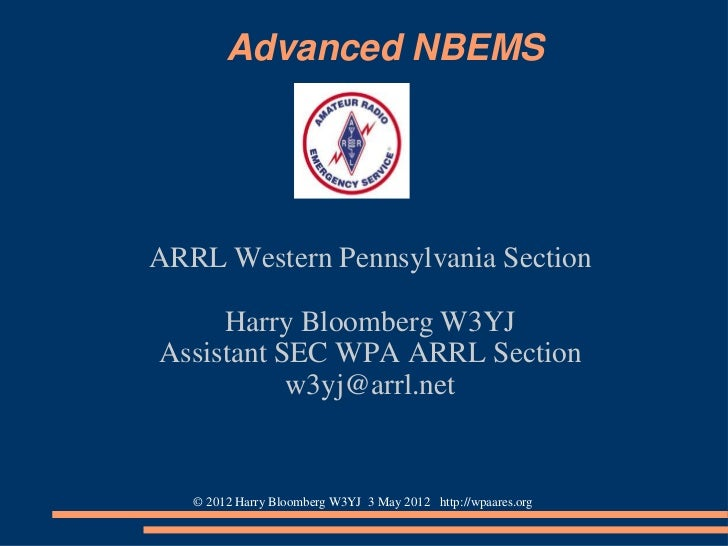 Advancednbems 120814093714-phpapp01