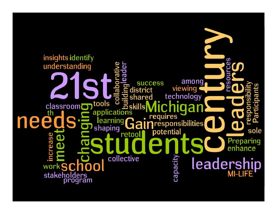 Shaping the Future of        Learning for 21st Century Leaders            Marion Ginopolis, MI-LIFE Director              ...