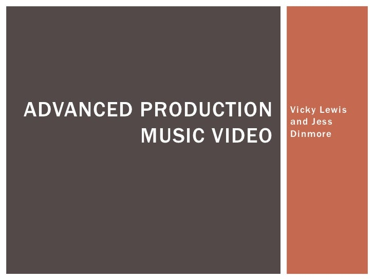 Advanced Production A2 Music Video