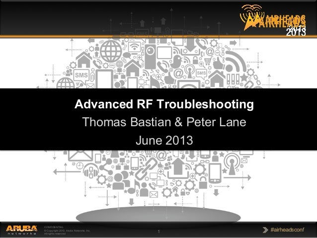 Advanced rf troubleshooting_peter lane