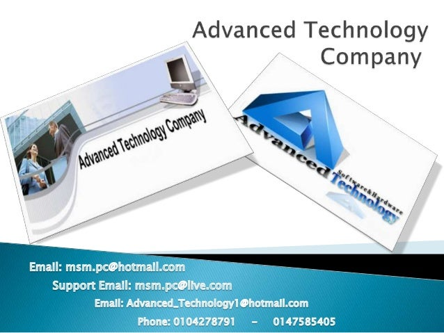 What is the Advanced Technology Company ?