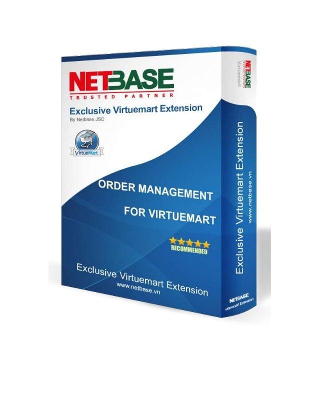 Advanced virtuemart invoices