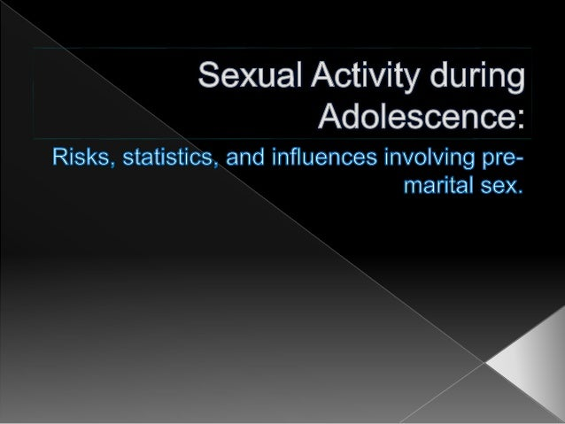 Nearly half of all 15-19 year olds in the United States have had sex at least once…