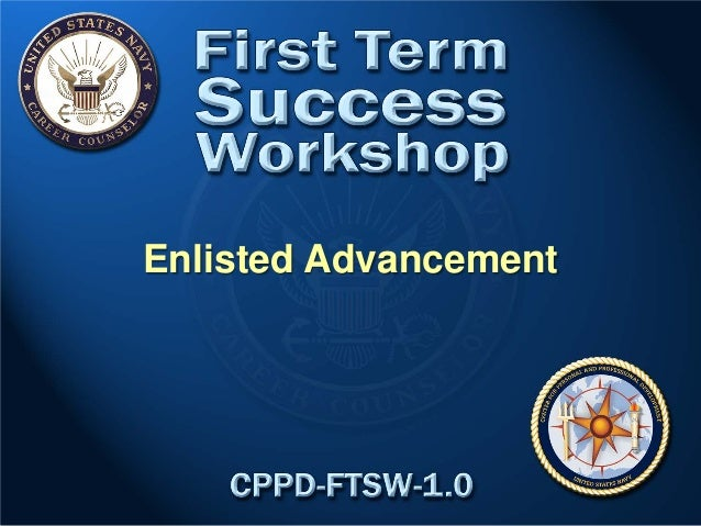Enlisted Advancement