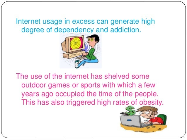 a look at the advantages and disadvantages of the internet technology