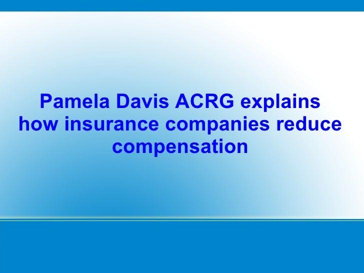 Pamela Davis ACRG