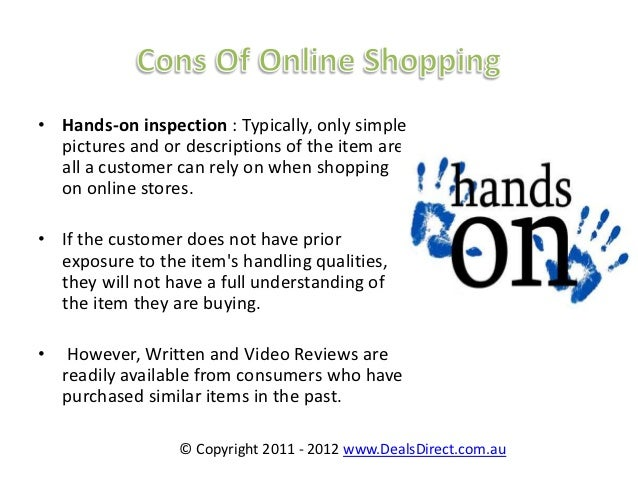Online shopping and traditional shopping essay