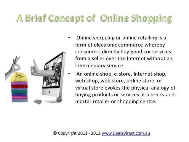 Essay about internet shopping