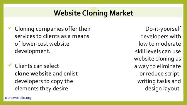an analysis of the advantages and disadvantages of cloning