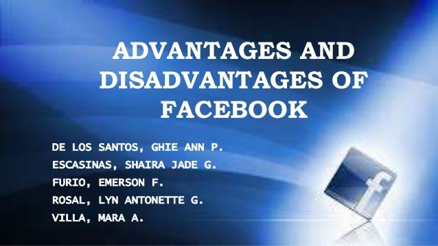 facebook advantages and disadvantages Facebook ads, advantages of facebook, disadvantages of facebook, new york web design, web design new york city, best web companies in new york.