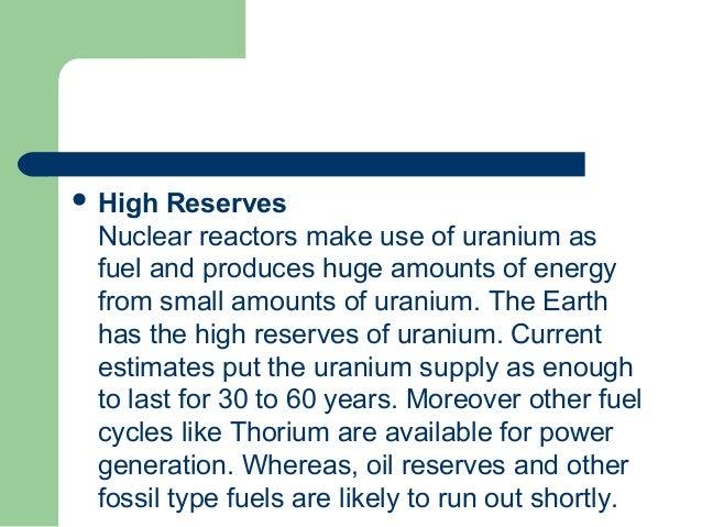 uranium essay