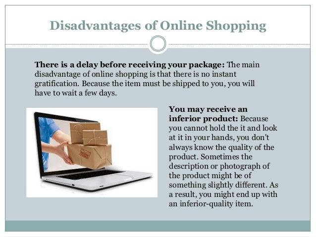 online shopping essay