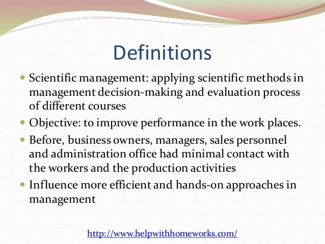 scientific decision making process The conclusions suggest that this can be a helpful process that requires skills in both science and decision making i made the decision to give a presentation at the national academy of sciences's no matter what approach is chosen to link science and decision making.