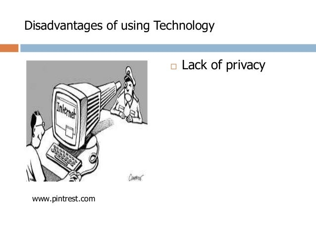 What Are the Advantages and Disadvantages of Technology?