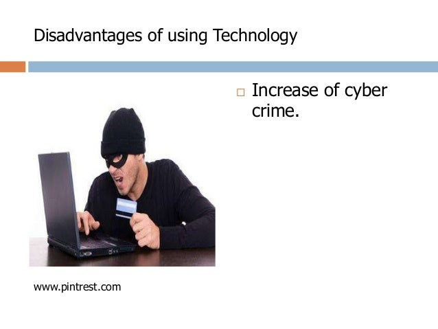 advantages of computer crimes Summarize the advantages and disadvantages of consolidating wrongful acquisition crimes into a single crime  legal and social dimensions of property and computer.