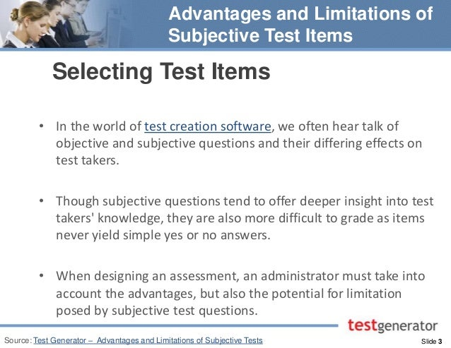 Essay Type Test Merits And Demerits - image 9