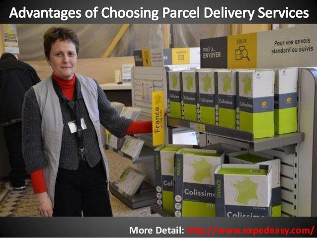 Advantages of Choosing Parcel Delivery Services
