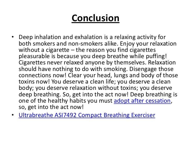 expository essay stop smoking