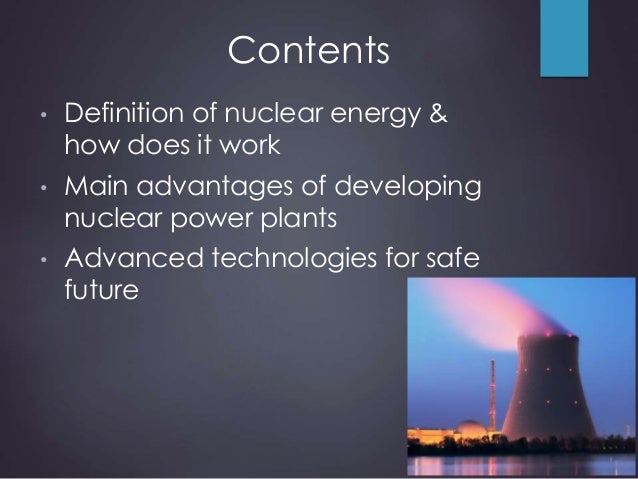 the benefits of nuclear reactors as a cheaper and more efficient energy source What is the cheapest source of electricity nuclear is far cheaper for the amount of energy it can but operating and maintaining nuclear power plants is.