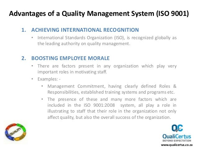 the eight principles of total quality management information technology essay Advancement in information technology and the results of utilizing management principles of total you essays on topic total quality management for.