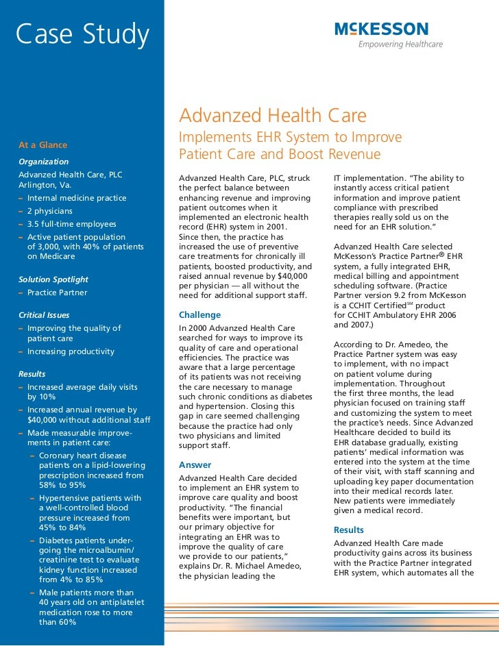 Improve Patient Care and Boost Revenue with an EHR System