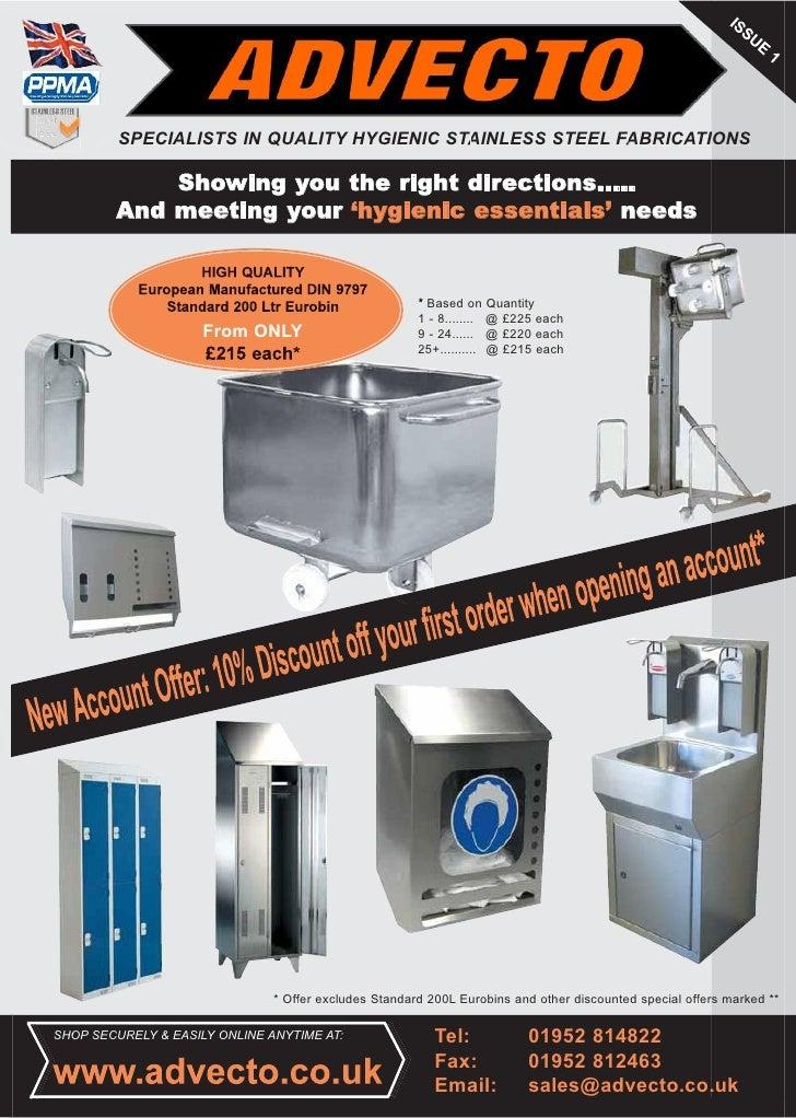 Advecto brochure may 2012