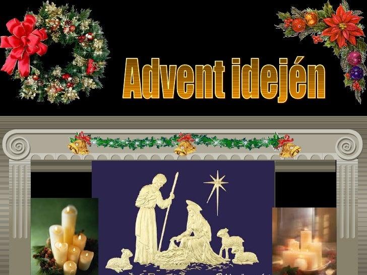 Advent idején