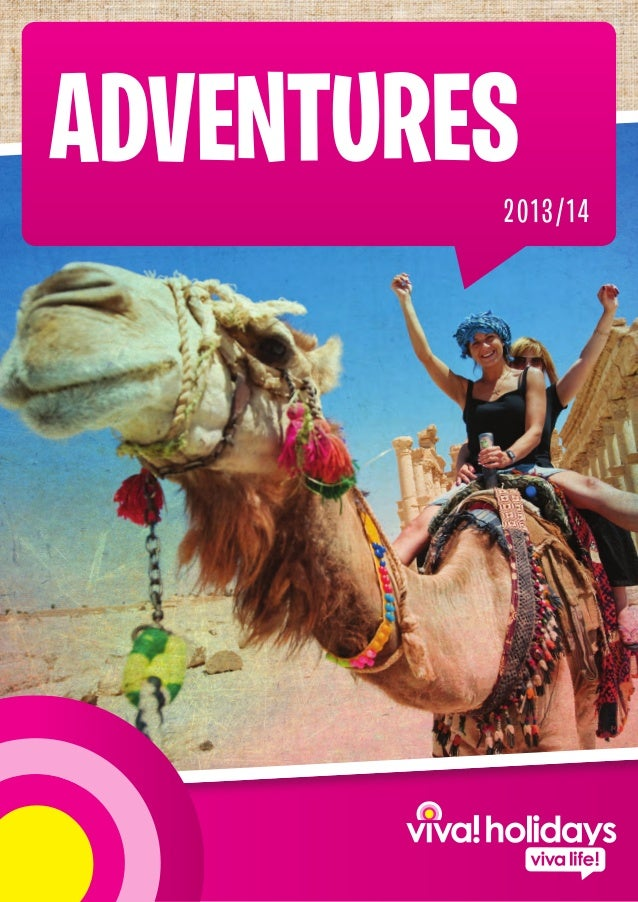 Adventure holidays