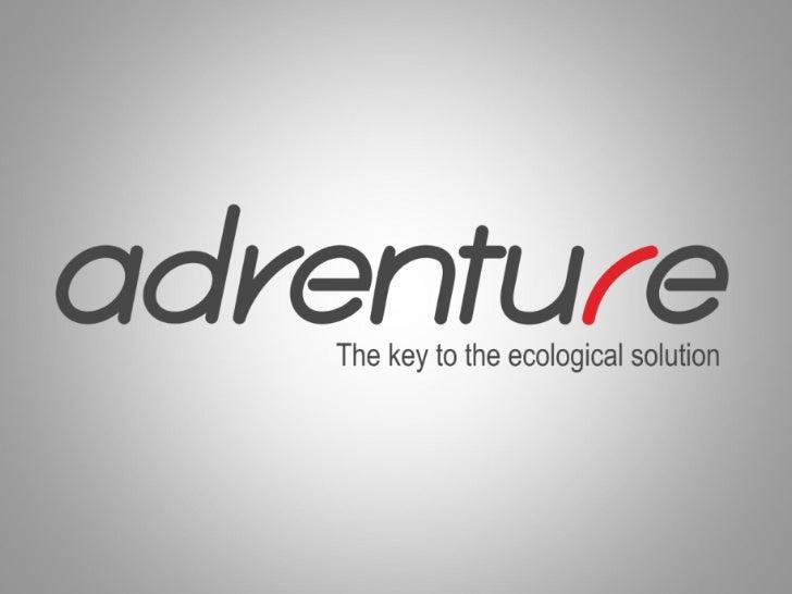 Adventure presentation