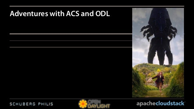 Adventures with acs and odl