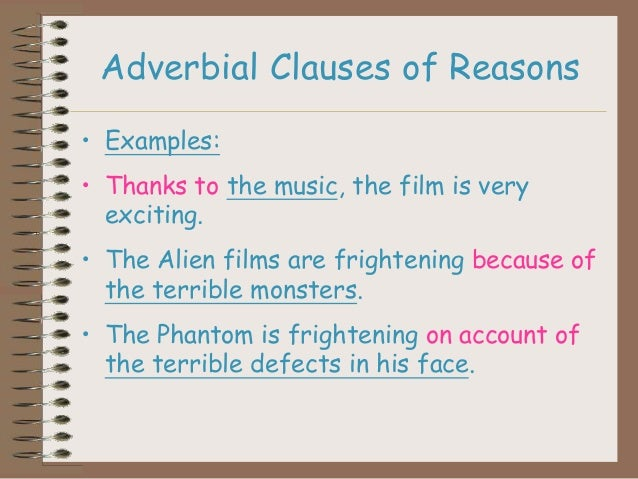 Adverb Clauses Examples Softschoolscom 3058106 Angrybirdsriogamefo