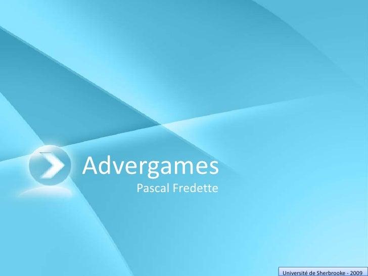 Advergames