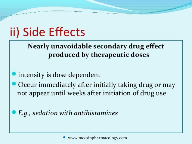 Adverse drug reactions ppt