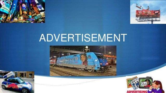 ADVERTISEMENT  S
