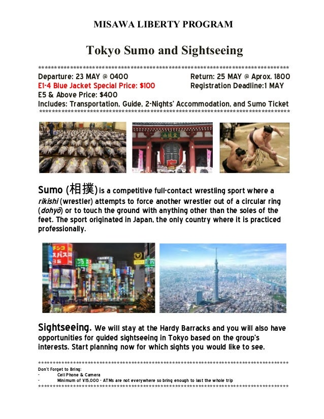 Advertisement   tokyo sumo and sightseeing 23-25 may14