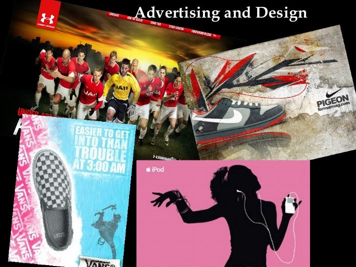 Advertising and Design