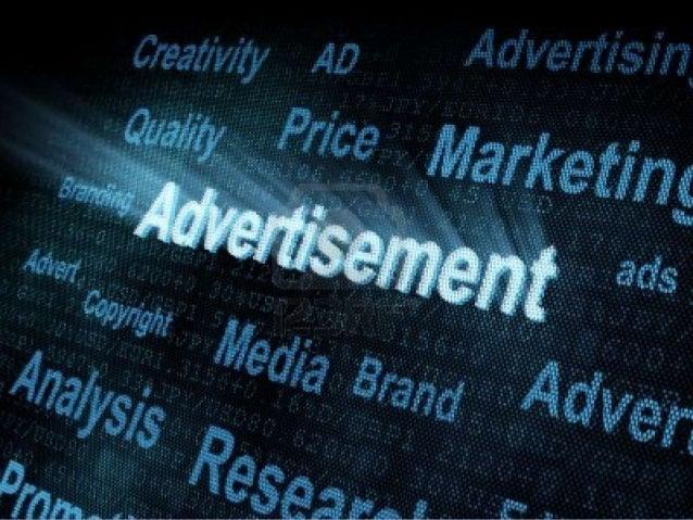 Advertising in public relation