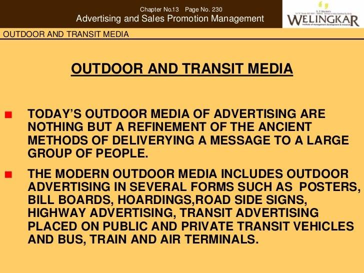 Outdoor & Transit Media