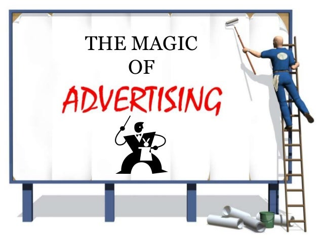 Magic of Advertising