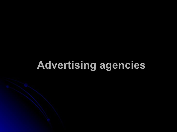 Advertising agency by rajesh