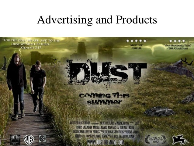 Advertising and products