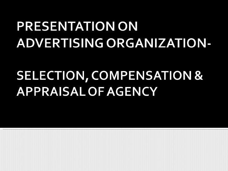 Advertising Organization 1