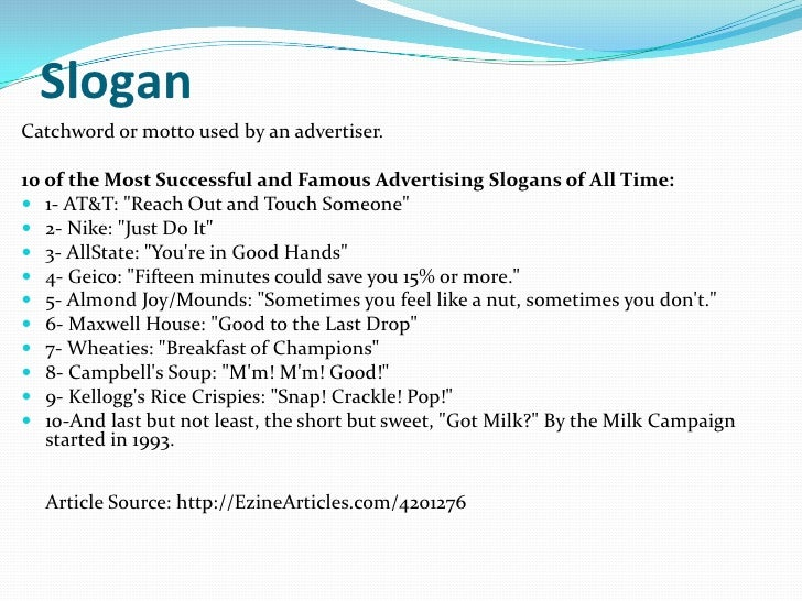 10 mostpopular slogans_petal