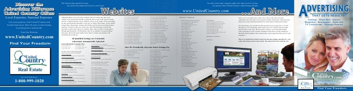 ADvertisiNg       ThaT GeTs ResulTs!   Catalogs - Direct Mail - Internet Magazines - Newspapers - Radio Ads TV Commercials...