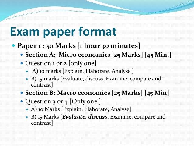 Write My Economics Paper