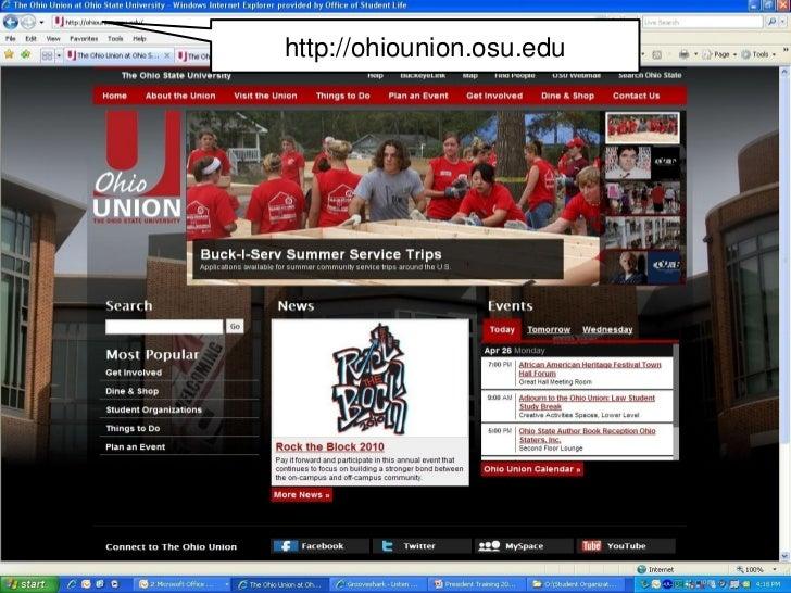 Ohio State Student Org Advisor Approvals