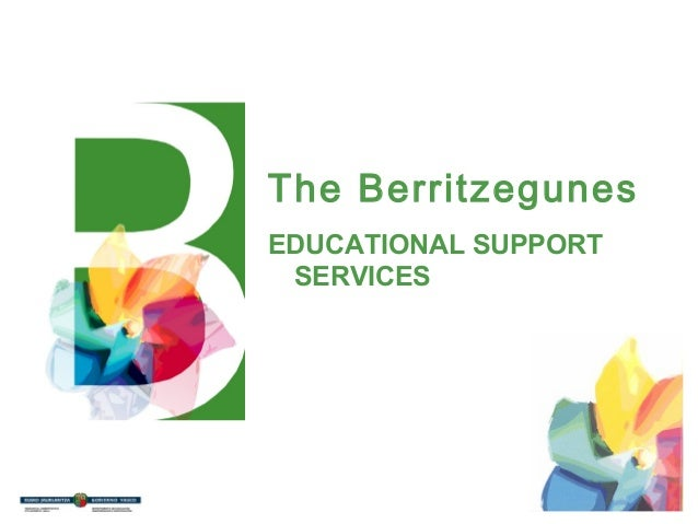 The BerritzegunesEDUCATIONAL SUPPORTSERVICES
